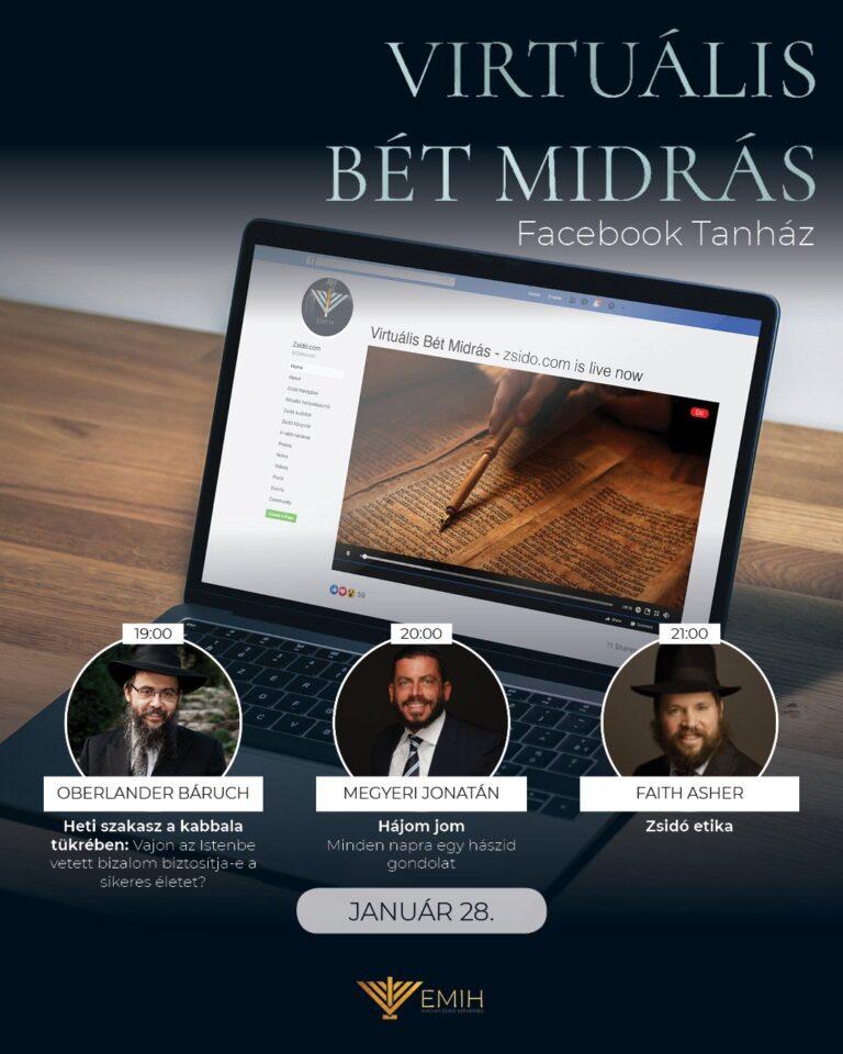 Virtuális Bét Midrás: Mások