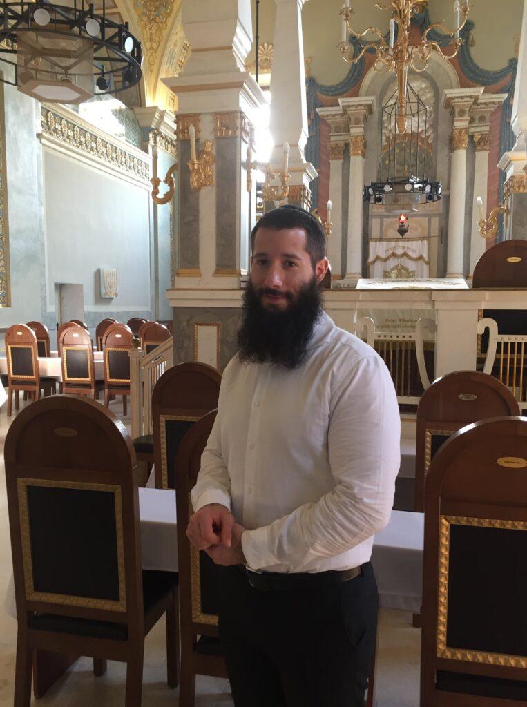 Virtuális Bét Midrás: Kovács Jichák