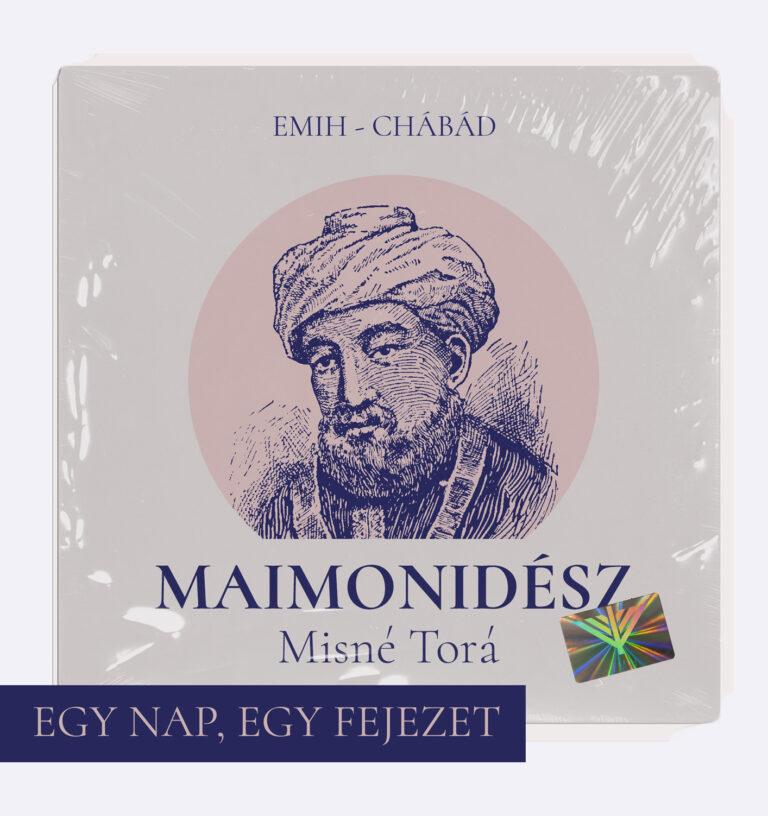 Maimonidész Misné Torá törvénykönyve
