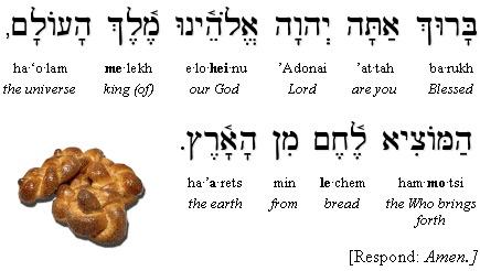 Mikor nem kell kezet mosni és mojcit mondani a kenyérre? 1. rész