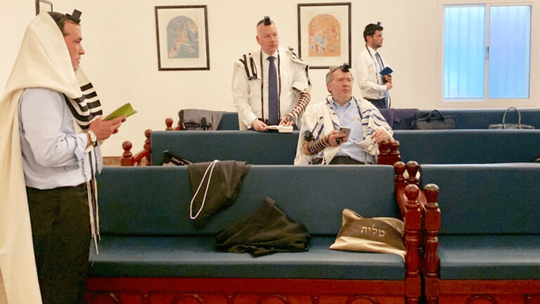 A legkisebb zsidó közösség