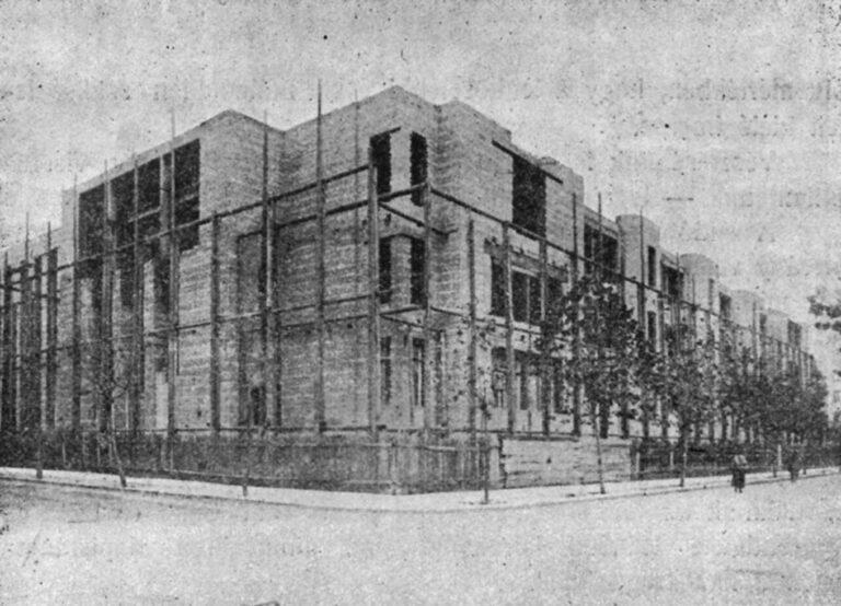 Az első hazai zsidó gimnázium története