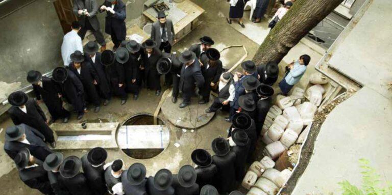 Öt mikve a mai Budapest területén – Mikvék a fővárosban zsidó nők számára 13. rész