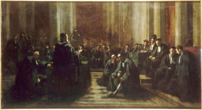Zsidó bírósággal az asszimilációért: Napóleon szánhedrinje