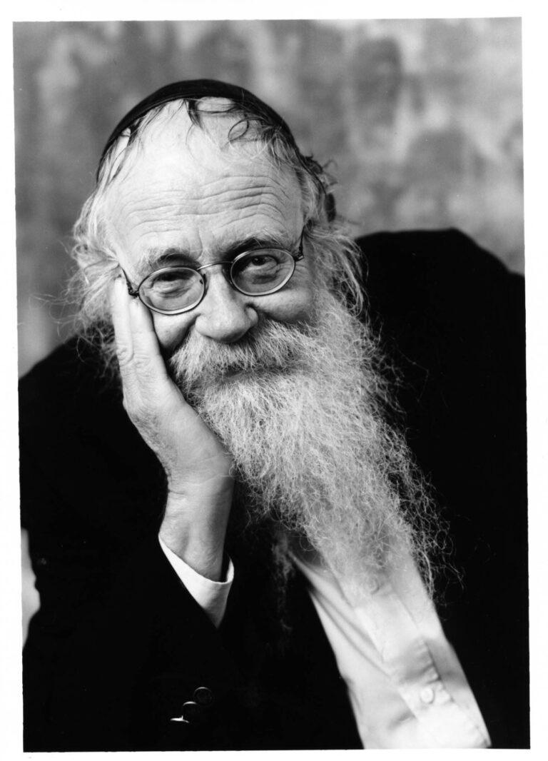 A rabbi, aki lefordította a Talmudot héberre