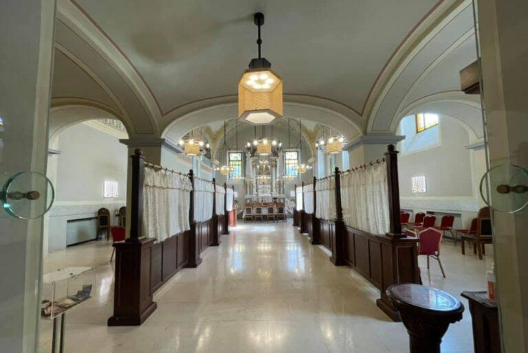 Óriási buli lesz kedden az Óbudai Zsinagógában