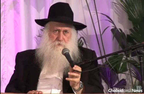 Elimelech Zweibel rabbira emlékezünk