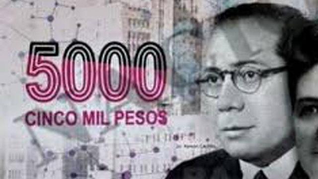 Nácibarát orvos képét viseli az új argentin bankjegy