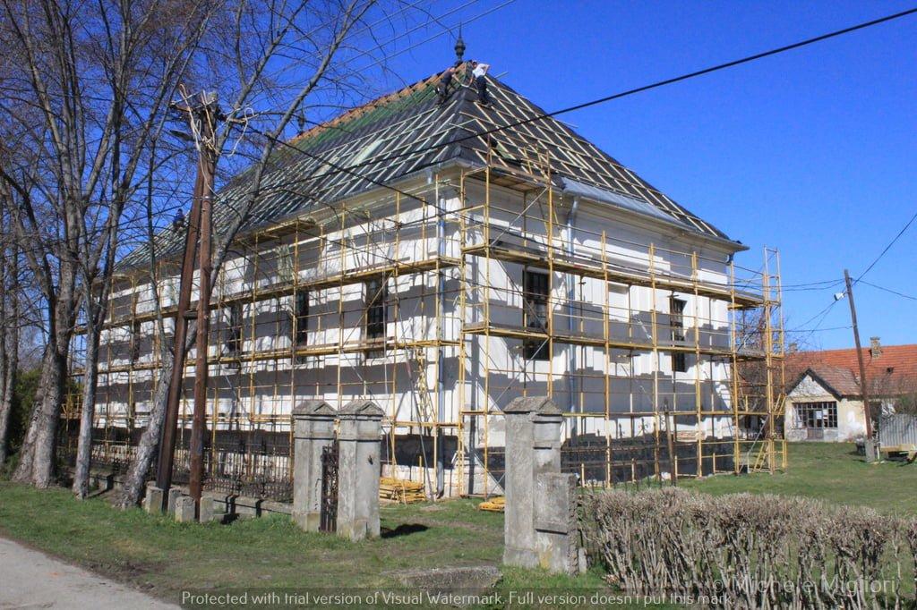 Felújították az egykori apostagi zsinagógát