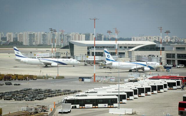 Augusztus közepétől részlegesen beindulhat az izraeli légiközlekedés