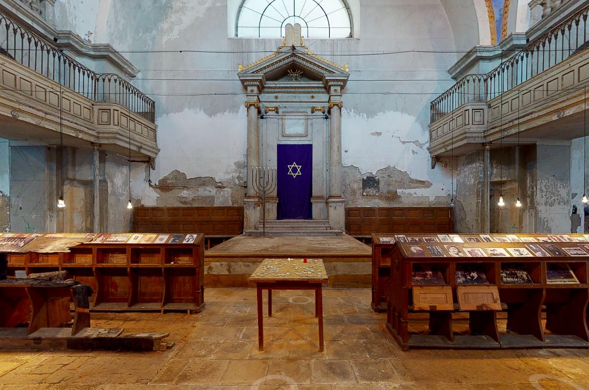 Háromdimenziós zsinagógaséta Nagykanizsán