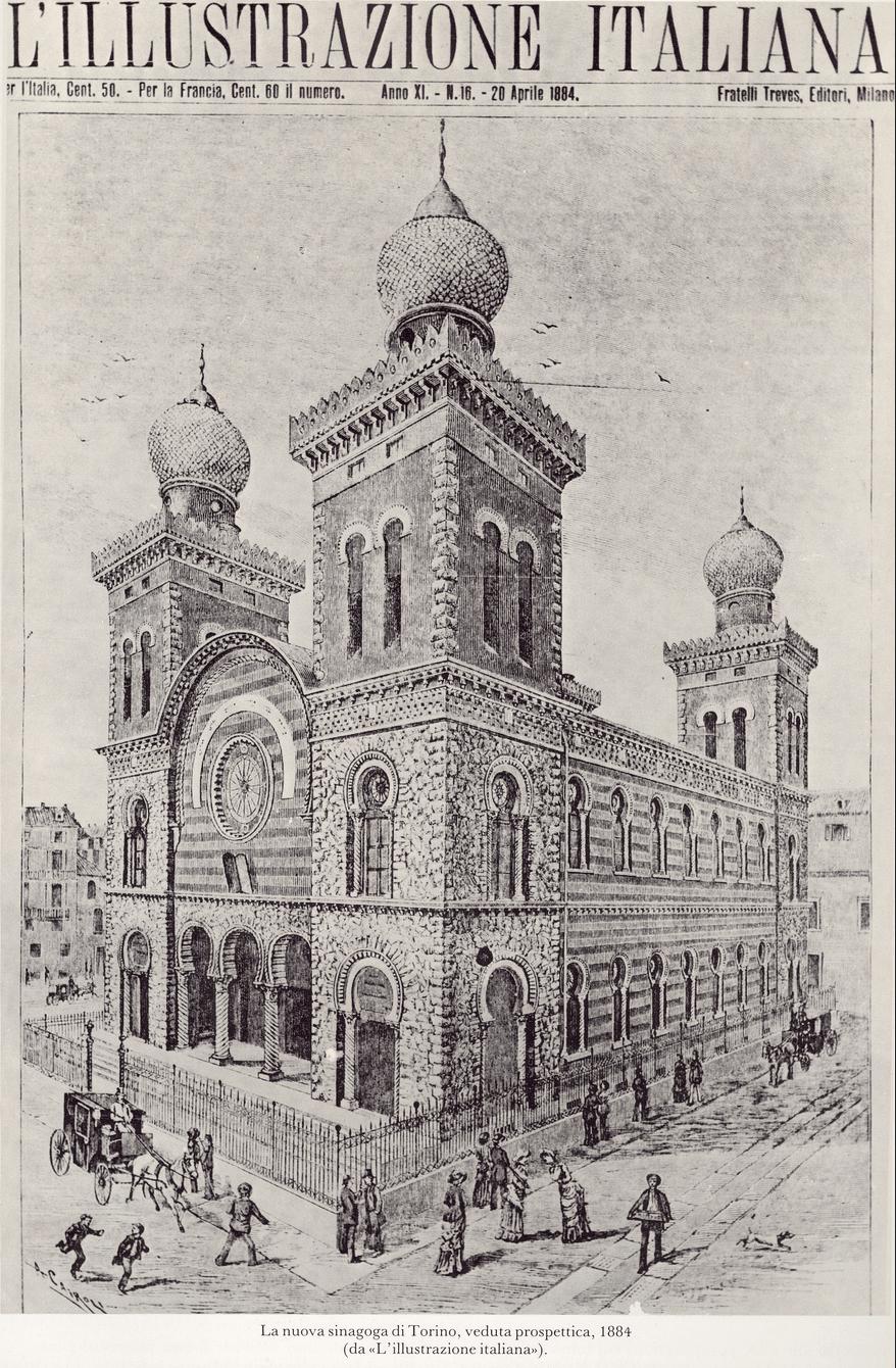Renoválták Torino legnagyobb zsinagógáját