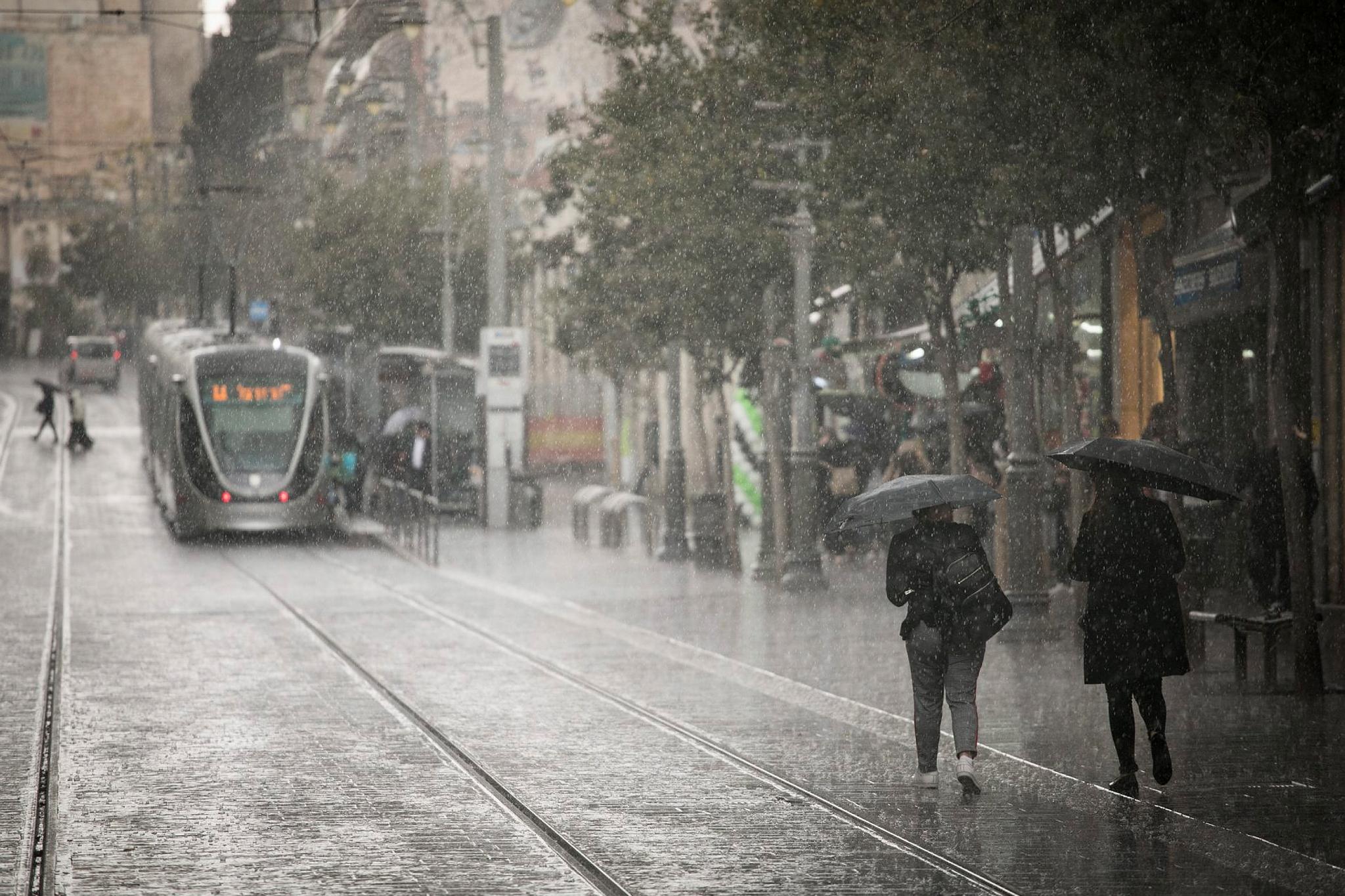 Jore: az első eső ősszel