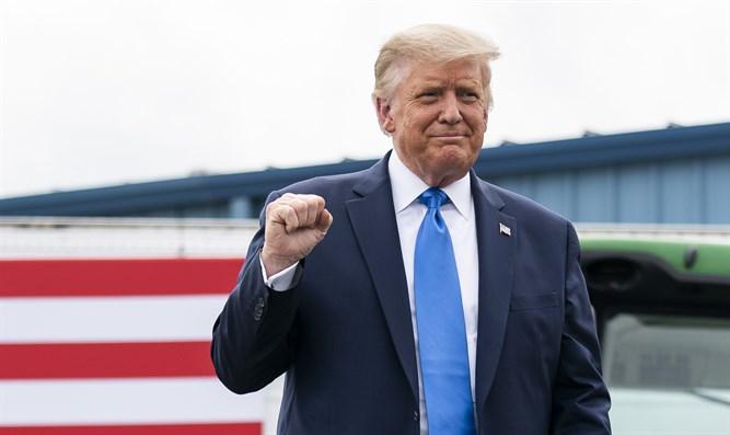 Neves rabbik és rebbék mondtak köszönetet az amerikai elnöknek