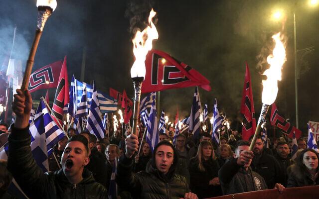 Hosszú börtönbüntetés várhat a görög neonácikra