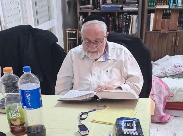 Mi volt a jeruzsálemi Shimshon Weiner rabbi utolsó kívánsága?