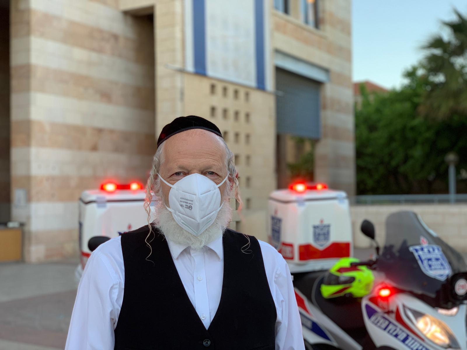 A ZAKA vezetője éles szavakkal bírálta a járványügyi szabályok megsértőit