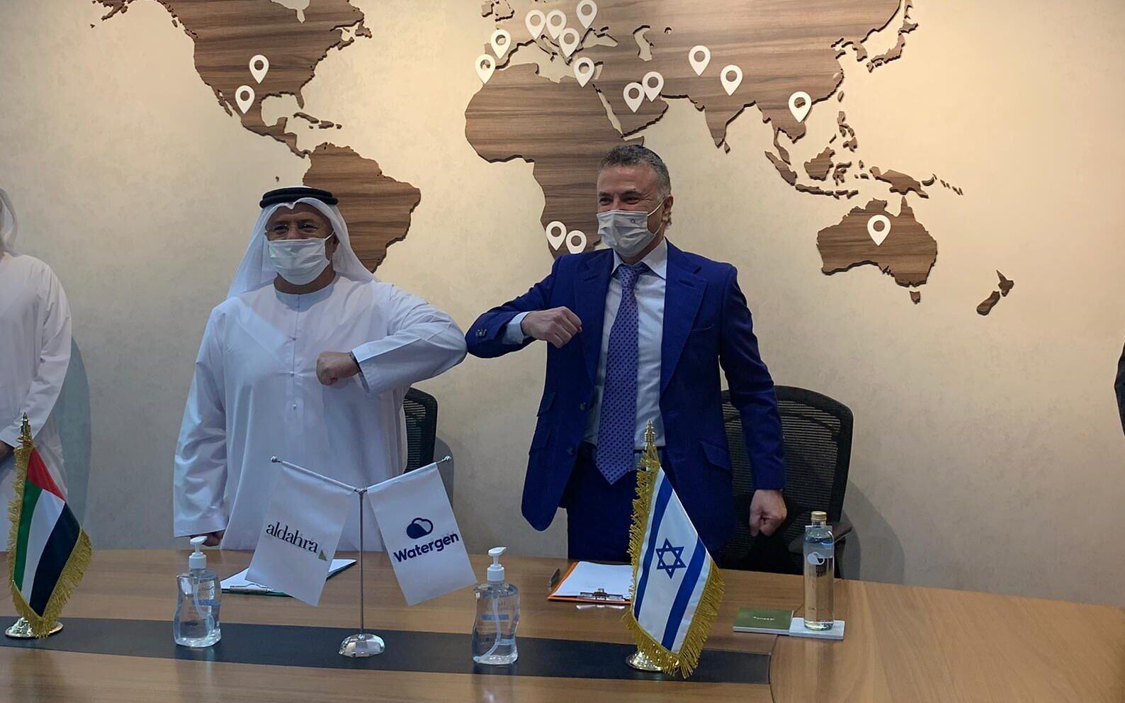 Közös kutatóközpontot nyit Izrael és az Emirátusok