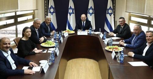 Megvan a Bennett-Lapid kormány többsége – Zsido.com