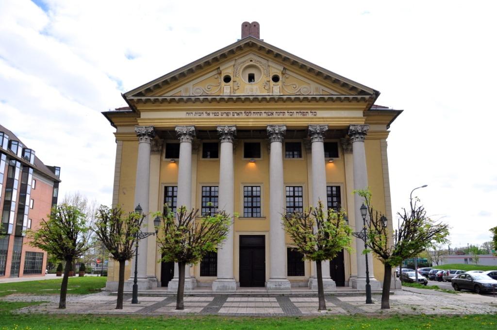 Régen és most: Ma 200 éves az Óbudai Zsinagóga. – Zsido.com